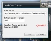 webcamtracker